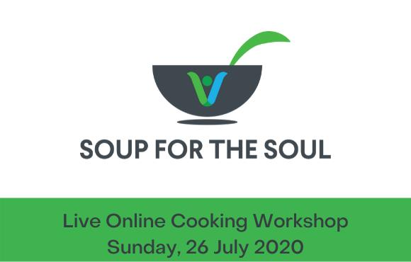 Soup for the Soul - Live Online Cooking Workshop
